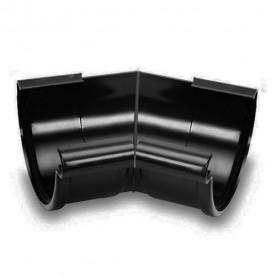 Угол внутренний Galeco ПВХ 90/50 135° черный