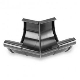 Угол внешний Galeco ПВХ 90/50 135° графитовый