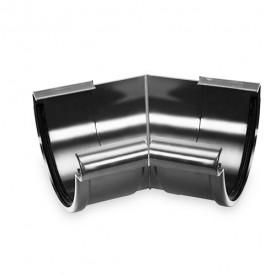 Угол внутренний Galeco ПВХ 90/50 135° графитовый