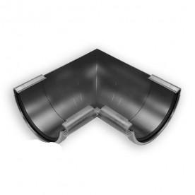 Угол внутренний Galeco ПВХ 90/50 90° графитовый