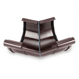 Угол внешний Galeco ПВХ 90/50 135° темно-коричневый