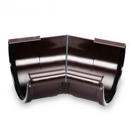 Угол внутренний Galeco ПВХ 90/50 135° темно-коричневый