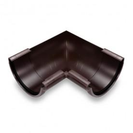 Угол внутренний Galeco ПВХ 90/50 90° темно-коричневый
