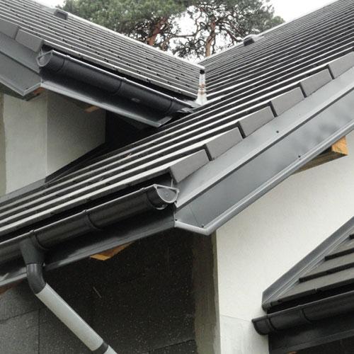 Внешний угол Galeco STAL 120/90 135° графитовый