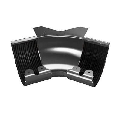Внутренний угол Galeco STAL 120/90 135° графитовый