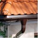 Внутренний угол с креплением Galeco STAL 120/90 90° шоколадно-коричневый