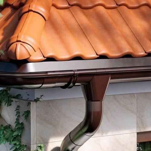 Внутренний угол Galeco STAL 120/90 135° шоколадно-коричневый