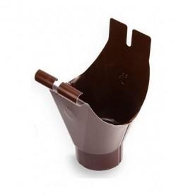 Воронка Galeco STAL 120/90 90 мм шоколадно-коричневая