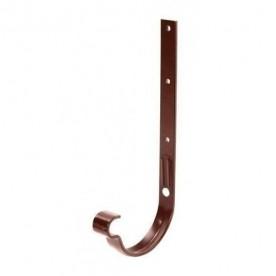Металлический кронштейн длинный усиленный Galeco STAL 120/90 шоколадно-коричневый