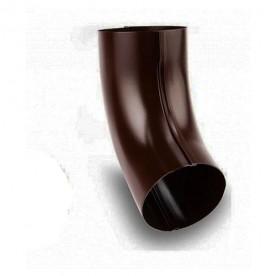 Колено Galeco STAL 120/90 60° темно-коричневое