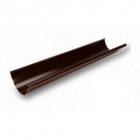 Желоб Galeco STAL 120/90 3 п.м. темно-коричневый