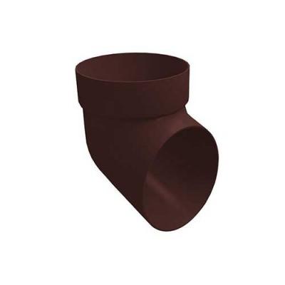 Колено сливное Grand Line Standart шоколадное