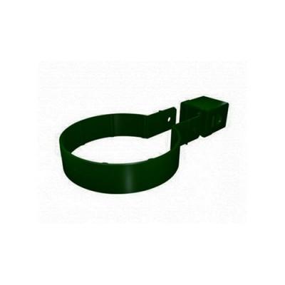 Хомут трубы Kliker Grand Line Standart зеленый