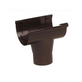 Воронка обычная Nicoll LG25 коричневая