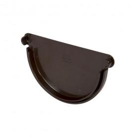 Заглушка воронки универсальная Nicoll LG25 коричневая