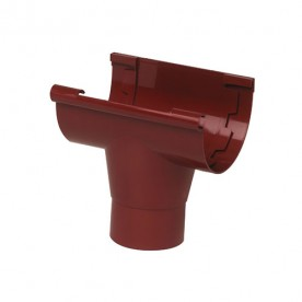 Воронка обычная Nicoll LG25 красная