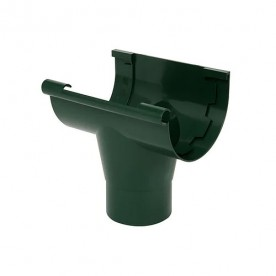 Воронка обычная Nicoll LG25 зеленая