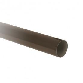 Труба Nicoll LG29 4 м коричневая