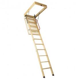 Чердачные лестницы Docke Комфорт D-Step DSC 60x120x300
