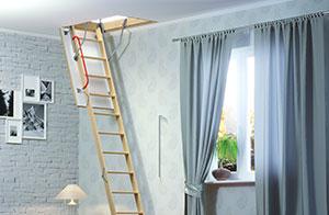 Чердачные лестницы Docke Premium (Премиум)