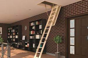 Чердачные лестницы Docke Стандарт