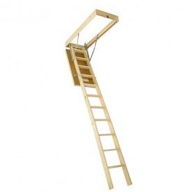 Чердачные лестницы Docke Стандарт D-Step DSS 60x120x280