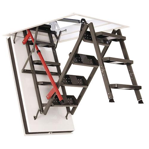 Чердачные лестницы Fakro LMK 60x120x280