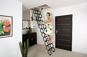 Чердачные лестницы Fakro LST