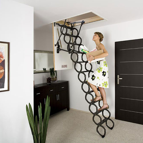 Чердачные лестницы Fakro LST 60x120x260-280