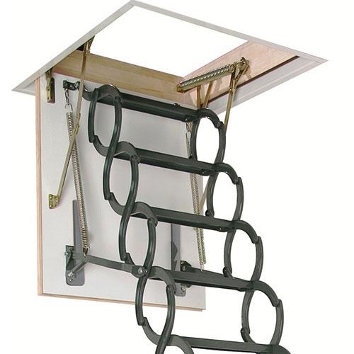 Чердачные лестницы Fakro LST 60x90x260-280