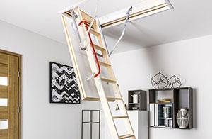 Чердачные лестницы Fakro LTK Thermo