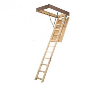 Чердачные лестницы Fakro LWS Plus 60x94x280