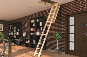Чердачные лестницы Fakro LWS Plus