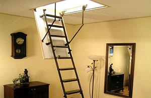 Чердачные лестницы СтройПартнер Металл