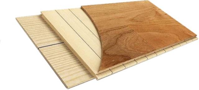 Polarwood-конструкция паркетной доски